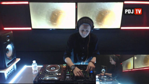 Anna Lee - Live @ Radio Intense 24.12.2014