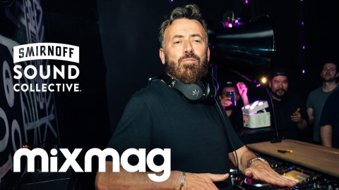 BENNY BENASSI in The Lab NYC