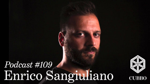 CUBBO Podcast #109: Enrico Sangiuliano (IT)