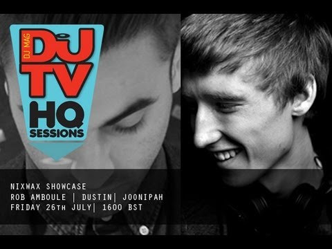 DJ Mag HQ Sessions: Nixwax Sessions Showcase