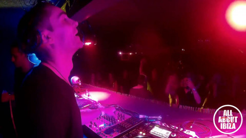 MARCO YANEZ b2b ANDRES FERNANDEZ at ZOO PROJECT IBIZA opening party 2016 © AllaboutibizaTV