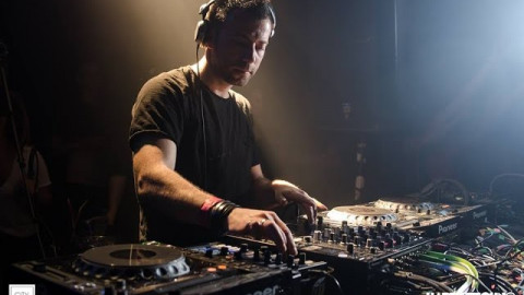 Mladen Tomic @ Happy Techno - City Hall (Barcelona / Spain) - 15.04.2017