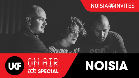 NOISIA @ Noisia Invites: UKF On Air ADE Special