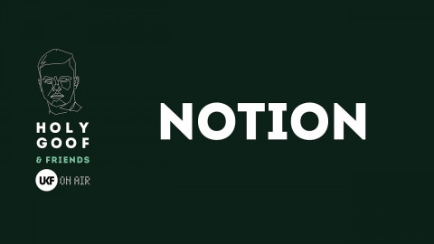 Notion at Holy Goof & Friends x UKF On Air (DJ set)