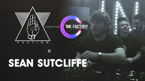 SEAN SUTCLIFFE x FACTION x INK FACTORY