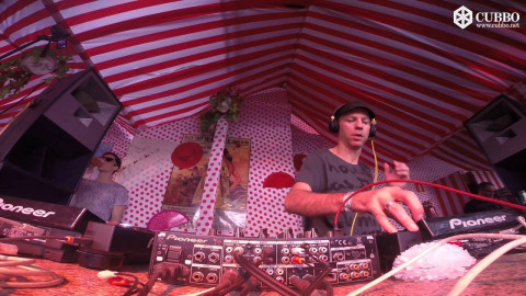 Secret Cinema @ Elrow, Barcelona 17.04.2016 Spain