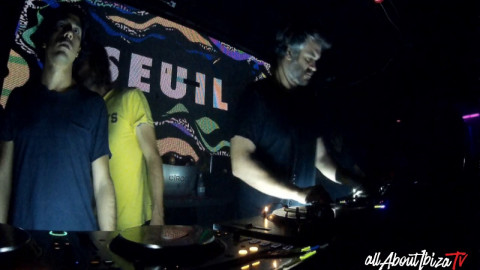 SEUIL · SANKEYS SABADO at SANKEYS IBIZA © AllaboutibizaTV