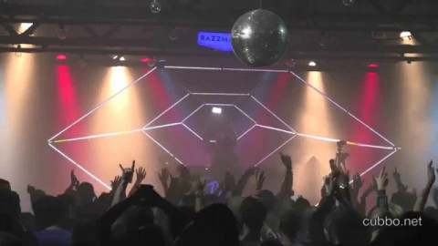 Ken Ishii closing @ Razzmatazz playing 'Organ Pad' by Lucas Freire (Barcelona/ES) - 25/10/2014