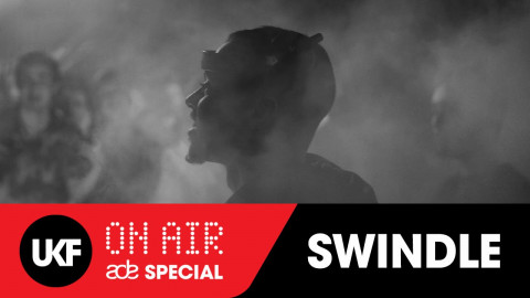Swindle @ GANZ & Friends: UKF On Air ADE Special
