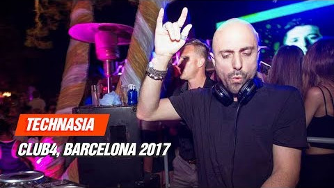 Technasia - Club4, Barcelona (Club4 Radioshow) 27-04-2017 - @technasiatweets
