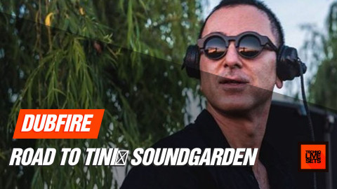 Techno: Dubfire Live at Road to Tinì SoundGarden