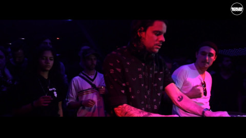 Techno: Niko Schwind Boiler Room Berlin DJ Set