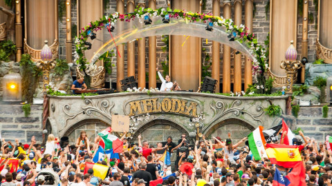 Tomorrowland 2015 | Romeo Blanco