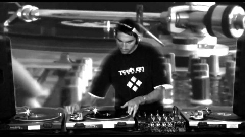 Videoset Horacio Cruz 3 Decks Vinyl Set @ Studio