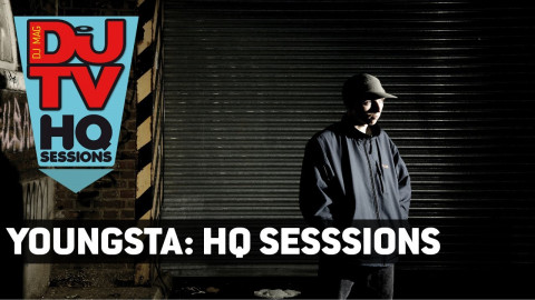 Youngsta & SP:MC live dubstep set at DJ Mag HQ Sessions