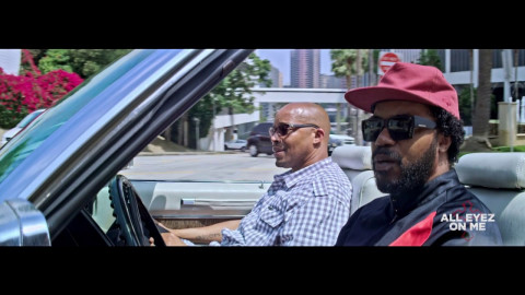 Remembering Tupac: A Ride with Warren G and Dam Funk - All Eyez On Me In Cinemas June 30
