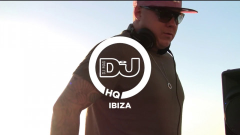 Alan Fitzpatrick Live From #DJMagHQ Ibiza