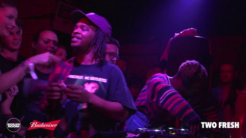 Electronic: Two Fresh Boiler Room x Budweiser Denver Live Set