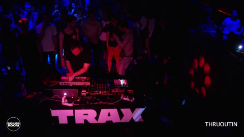Experimental: Thruoutin Boiler Room Beijing Trax Magazine Live Set
