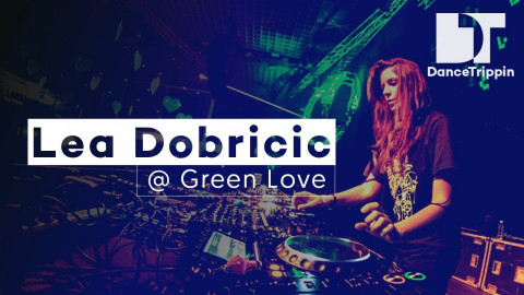 Lea Dobricic at Green Love Festival, Novi Sad (Serbia)