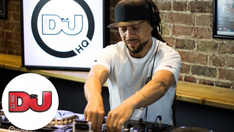 Roni Size Live From #DJMagHQ
