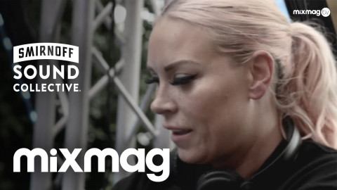 SAM DIVINE banging house set #smirnoffhouse @ Parklife