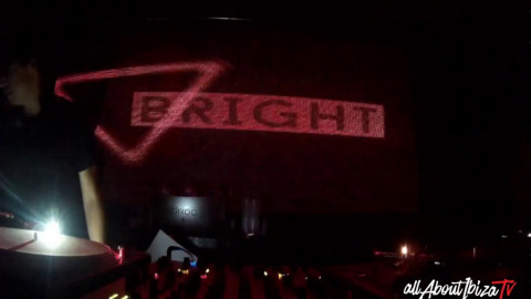STEPHANE GHENACIA at BRIGHT SANKEYS IBIZA © AllaboutibizaTV