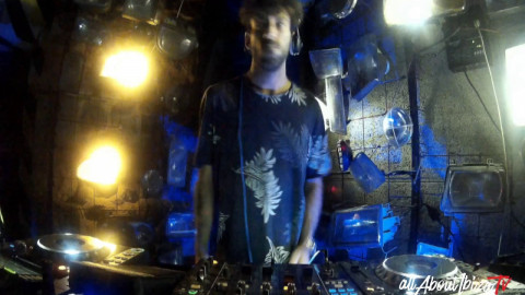 AudioDrums · Nocturnal at Veto Social Club Ibiza © AllaboutibizaTV