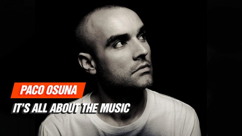 Techno Radio: Paco Osuna Ibiza Global Radio (It's All About The Music) 14-07-2017