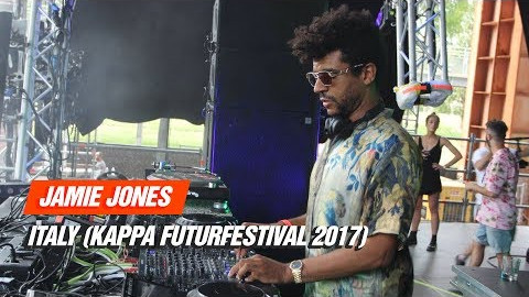 Tech House Radio: Jamie Jones Italy (Kappa FuturFestival 2017) 08-07-2017