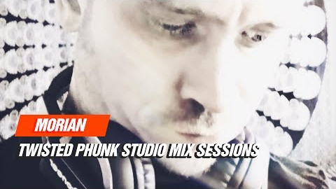 Tech House Radio: Morian Twisted Phunk Studio Mix Sessions 18-07-2017