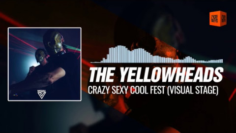 The YellowHeads - Crazy Sexy Cool Fest (Visual Stage, Rotterdam Part.1 Of 3) 05-08-2017