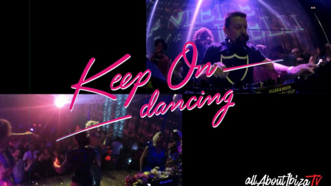 DANIELE BALDELLI · Keep on Dancing at Heart Ibiza © AllaboutibizaTV