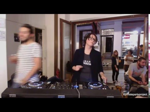 Digitaria [Private Party Project] istanbul Dj set