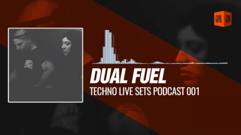 Dual Fuel - Techno Live Sets Podcast 001 25-08-2017