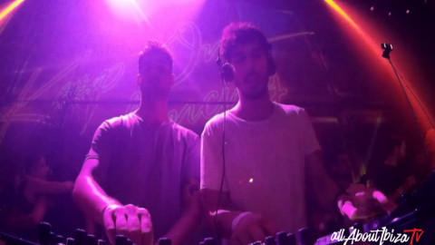 JONNY N' TRAVIS · Keep on Dancing at Heart Ibiza © AllaboutibizaTV