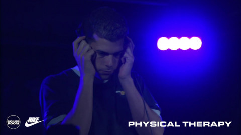 Physical Therapy Boiler Room New York DJ Set
