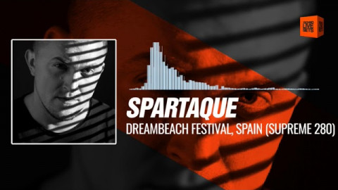 Spartaque - Dreambeach Festival, Spain (Supreme 280) 12-08-2017
