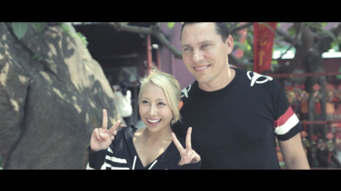 Tiësto In Asia - Behind the Scenes