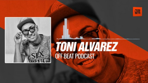 Toni Alvarez - Off Beat Podcast 25-08-2017