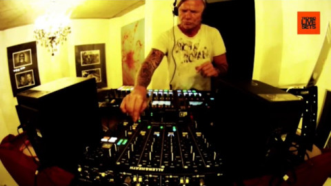 Techno Music Druxs - Never too old for Techno, TCC (ENTER, The Phase 2) 01-09-2017