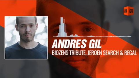 Andres Gil - Set Biozens Tribute To Jeroen Search & Regal 16-09-2017