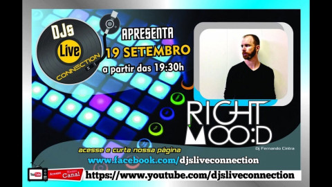 Djs Live Connection 76 - Right Mood