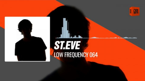 Techno Music St.eve - Low Frequency 064 22-09-2017 #Music #Periscope #Techno