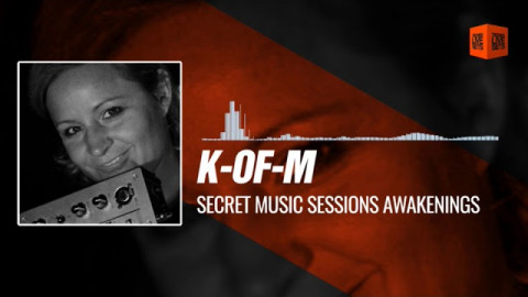 K-of-M - Secret Music Sessions Awakenings Afterparty, Part 2 (Amsterdam, Podcast 136) 24-06-2017