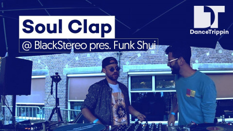 Soul Clap at BlackStereo presents  Funk Shui, Amsterdam (Netherlands)