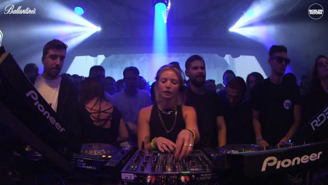 B. Traits Boiler Room & Ballantine's True Music Poland DJ Set