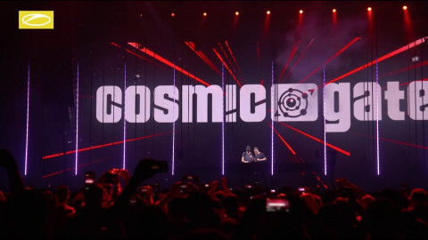 Cosmic Gate live at A State Of Trance ADE Special 2017, Amsterdam