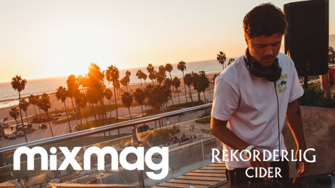 JERRY FOLK | Sunset Session in LA w/ Mixmag x Rekorderlig