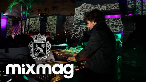 MATHEW JONSON (Live) from Cityfox : Brooklyn Mirage Closing